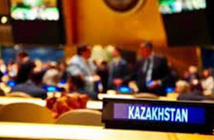 Kazakistan Medyası