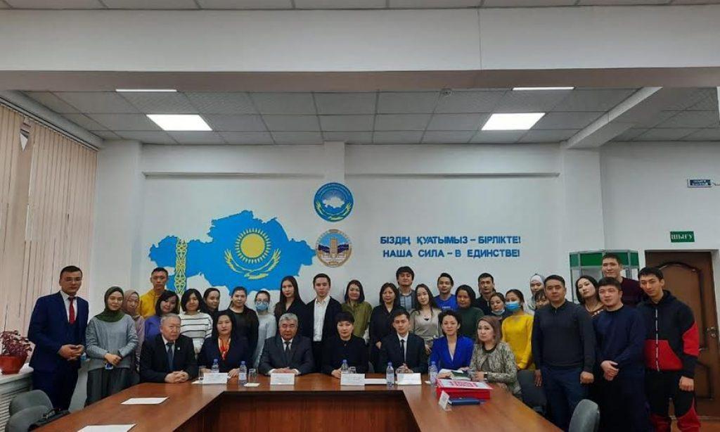 Al-Farabi Kazak Milli Üniversitesi Dini Araştırmalar ve Kültürel Çalışmalar Bölümü