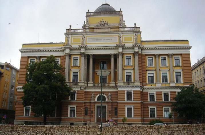 Saraybosna Üniversitesi 71 Yaşında