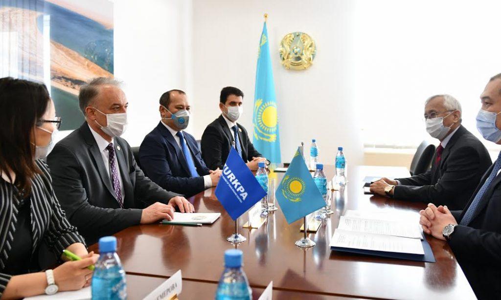 Kazakistan Parlamento Seçimleri Gözlemcileri Arasında TÜRKPA da Var