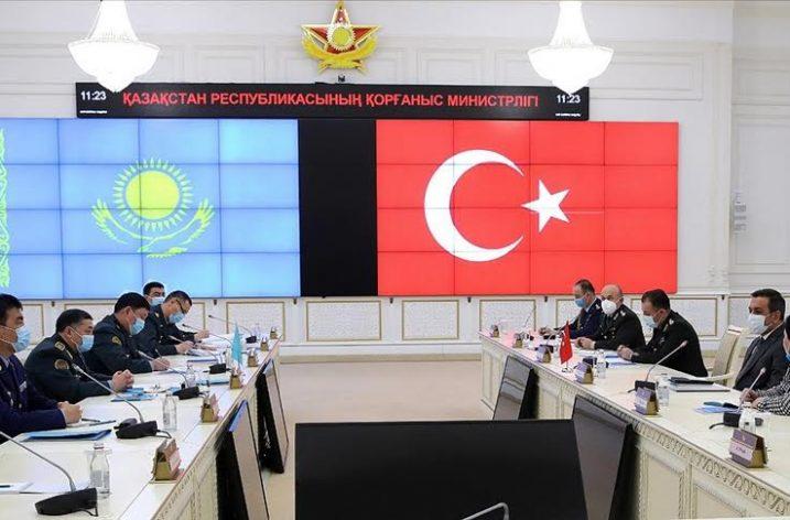 Kazakistan Türkiye ile İHA Alımını Görüştü