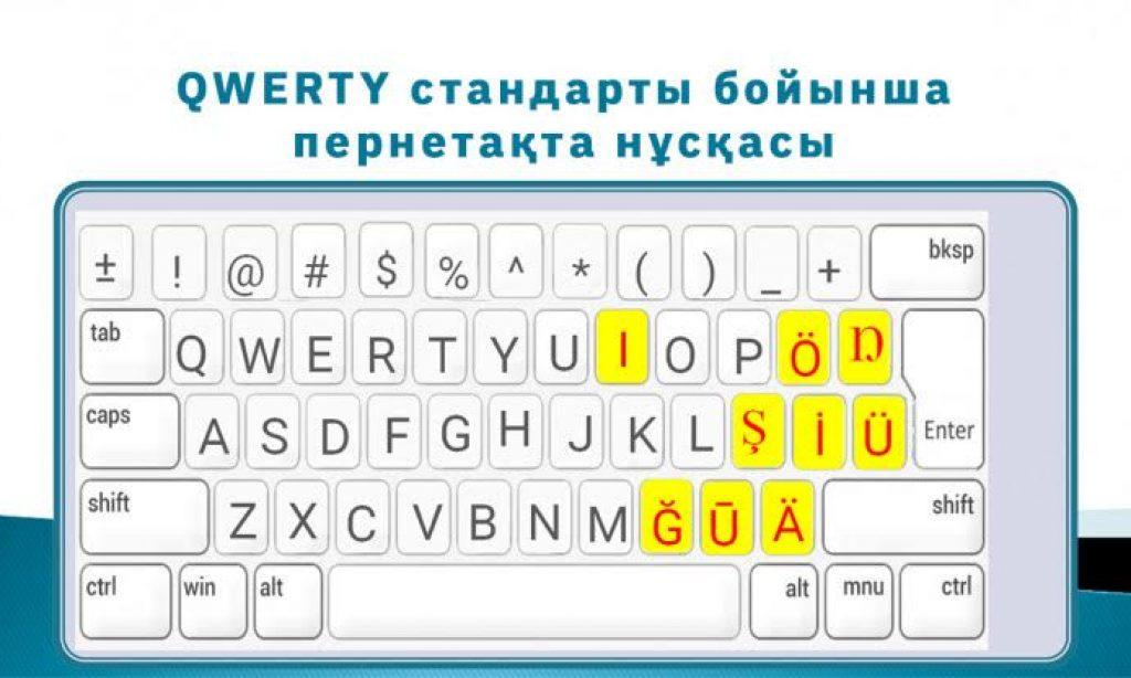 Kazakistan'ın Latin Harflerine Uyarlanan Yeni Alfabesi Tanıtıldı