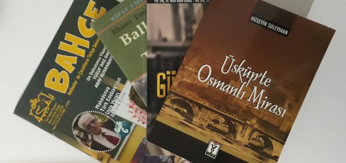 Makedonya Kültür Bakanlığının destekleyeceği projelerde Türkçe eserler de var