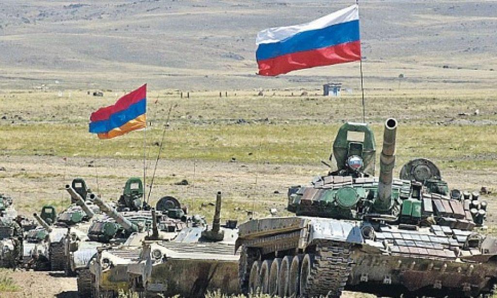 Rusya Ermeni Ordusunu Modernize Etmede Paşinyan ile Devam Edebilecek mi?